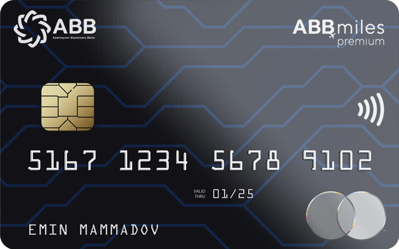abb miles premium kredit ilə səyahət et
