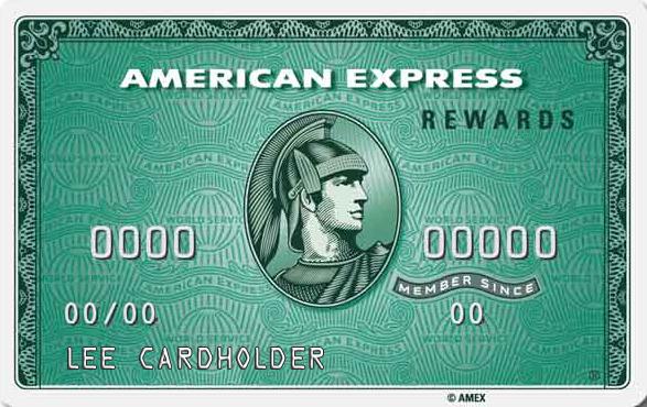 American Express Green, american express, american ekspress