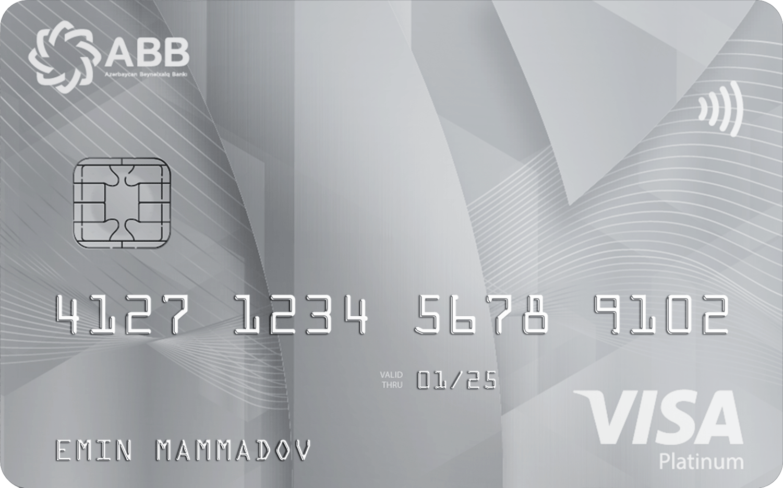 VISA Platinum PayWave