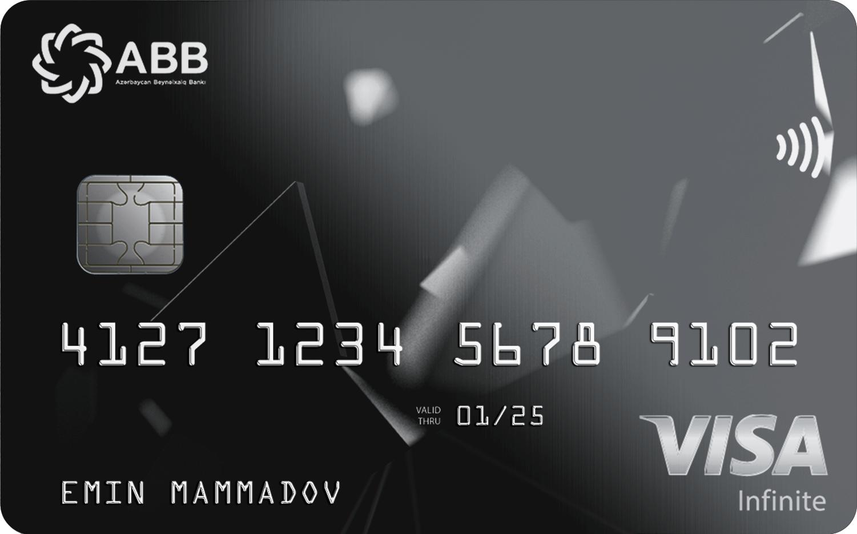 VISA Infinite PayWave